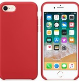 Geeek Hoogwaardige Silicone Case / Cover / Hoes voor iPhone 8 / 7