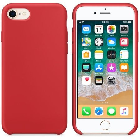 Geeek High-quality iPhone 8/7 Silicone Case Cover