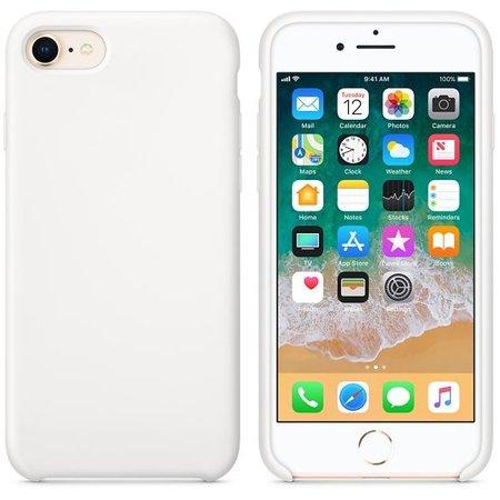 Geeek Hochwertige iPhone 8/7 Silikon Hülle