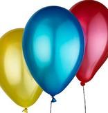 Geeek Metallic Party Balloons - Glanzende Feest Ballonnen 100 stuks