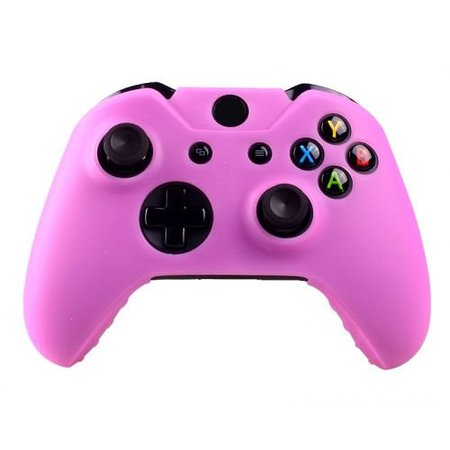 Geeek Silicone Cover  Skin for Xbox One (S) Controller - Pink