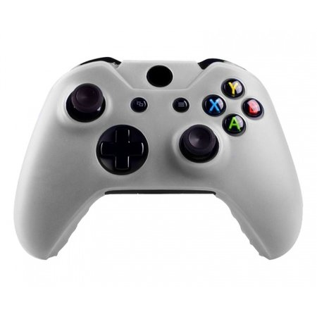 Geeek Silicone Cover  Skin for Xbox One (S) Controller - Transparent
