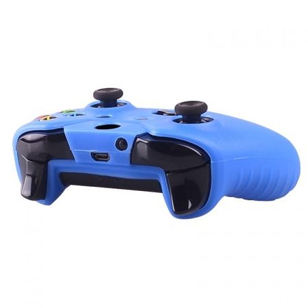 Geeek Silicone Cover Skin für Xbox One (S) Controller - Blau