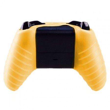 Geeek Silicone Cover Skin für Xbox One (S) Controller - Gelb