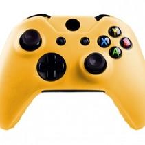 Silicone Cover Skin für Xbox One (S) Controller - Gelb