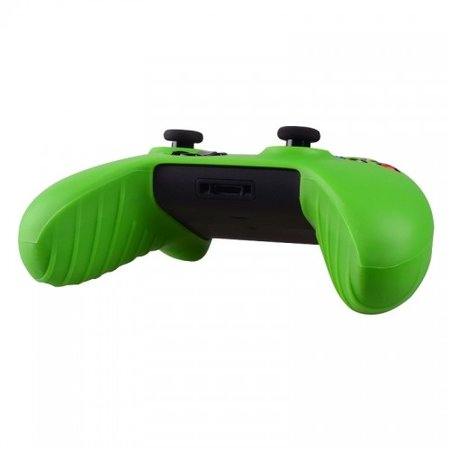 Geeek Silicone Cover Skin voor Xbox One (S) Controller - Green