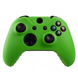 Geeek Silicone Cover Skin fur Xbox One (S) Controller - Grün