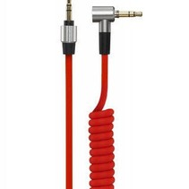 Kabel voor Beats Pro Headphone Rood