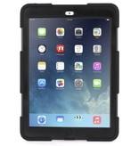 Geeek Survival Case für iPad Mini 1 2 3 - Schwarz