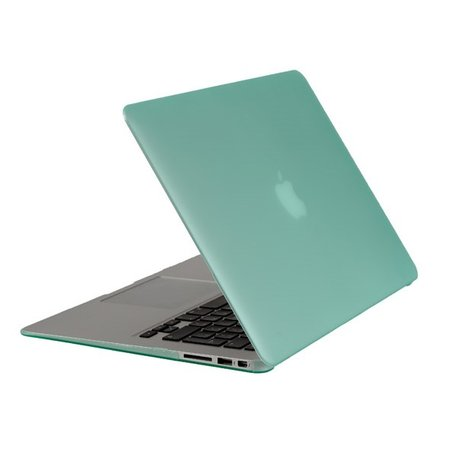 Geeek Hardshell Cover Mat Mintgroen MacBook Pro 13 inch