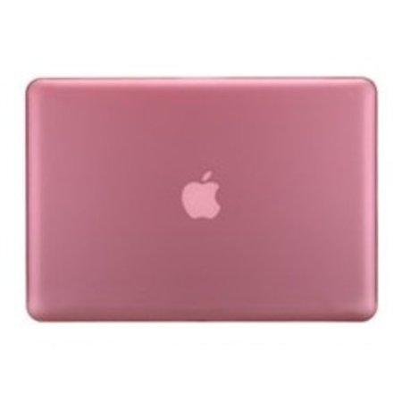 Geeek Hardshell Cover Mat Roze MacBook Pro 13 inch