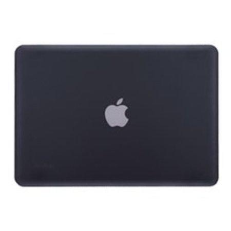 Geeek Hard Shell Back Cover Matte Black MacBook Pro 13-inch