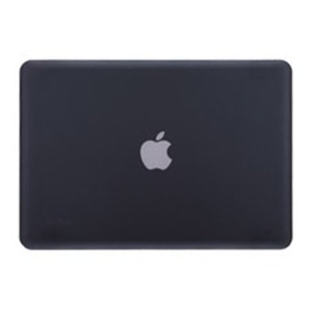 Geeek Hard Shell Back Cover Matte Black MacBook Pro 13-inch Retina