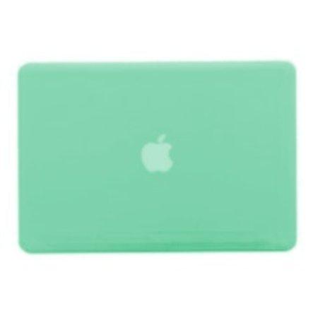 Geeek Hard Shell Back Cover Matte Mint Green MacBook Pro 15-inch Retina