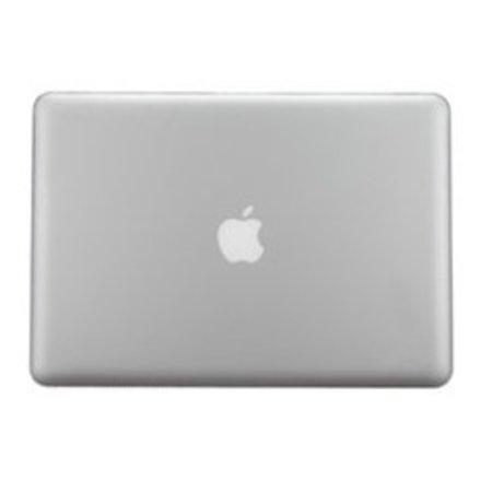 Geeek Hard Shell Back Cover Matte Transparent MacBook Pro 15-inch Retina