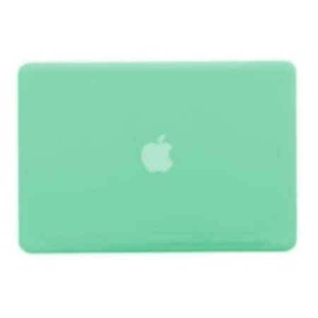 Geeek Hard Shell Back Cover for MacBook Pro - Matte Mint Green - 15 inch