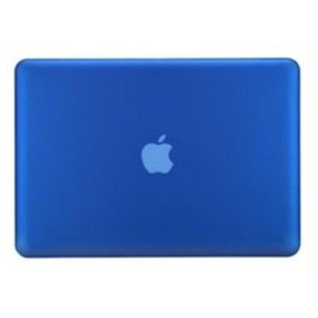 Geeek Hardshell Cover voor MacBook Pro - 15 inch - Mat Blauw