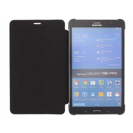 Geeek Book Cover voor Samsung Galaxy Tab 4 8.0  - Zwart