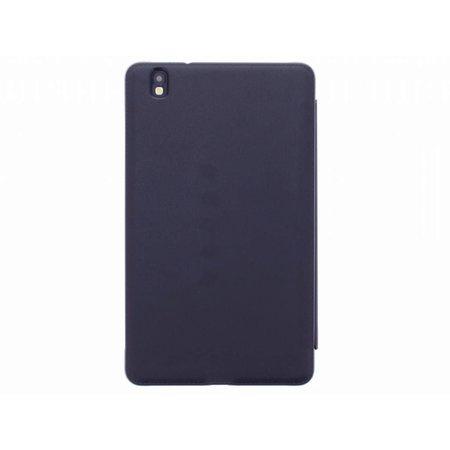 Geeek Book Cover voor Samsung Galaxy Tab 4 8.0 - Blauw
