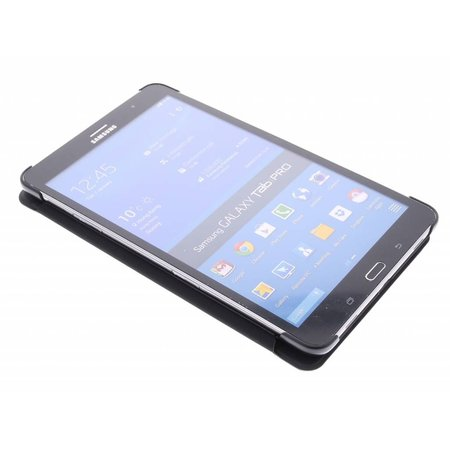 Geeek Book Cover for Samsung Galaxy Tab 4 8.0 - Blue