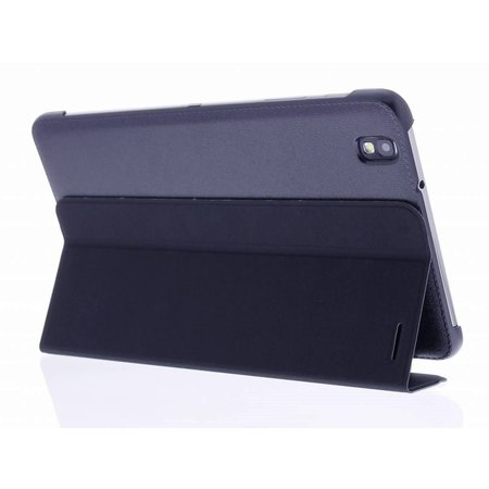 Geeek Book Cover for Samsung Galaxy Tab 7.0 4 - Blue