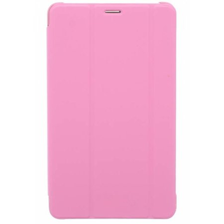 Geeek Book Cover Schutzhülle für Samsung Galaxy Tab 4 7.0 – Rosa