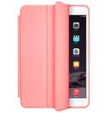 Geeek iPad Air 2 Smart Case Ledertasche – Rosa