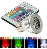 Geeek LED Spot Light with Remote Control