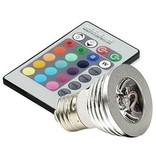 Geeek LED Spot lamp met afstandsbediening