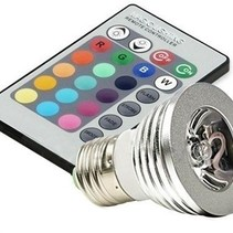 LED Spot Light with Remote Control