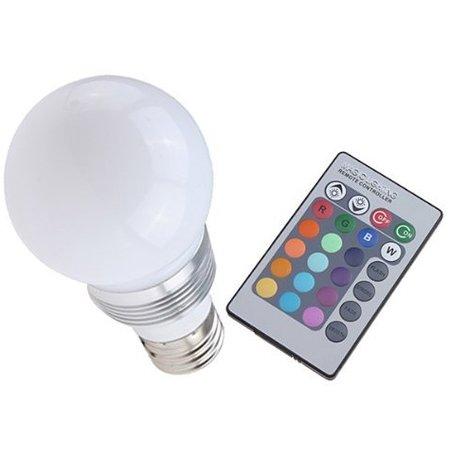 Geeek LED Glühlampe mit Fernedienung