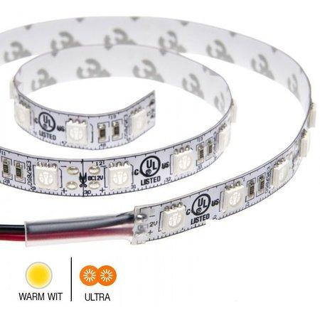Geeek LED Strip Warm White 60 LEDs 5m