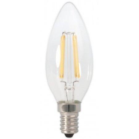 Geeek LED Gloeilamp Bulb E14 Kleine Fitting Warm Wit 4 Watt - 3 stuks