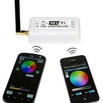 Led WiFi RGB Controller Afstandsbediening