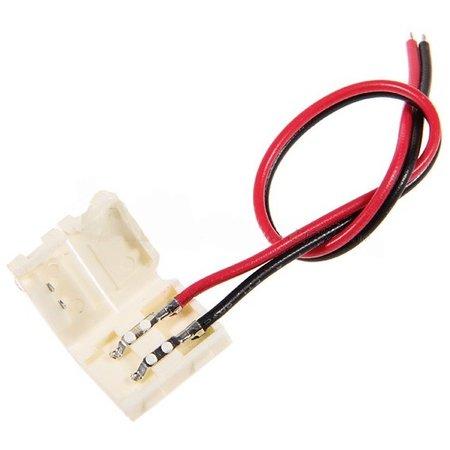Geeek Led Strip Connector Kabel Enkele Kleur 5 Stuks