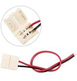 Geeek LED-Strip Anschlusskabel Einzelfarbe 5 Stück