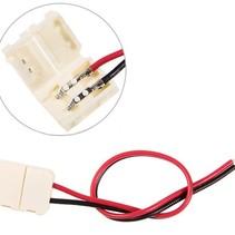 LED-Strip Anschlusskabel Einzelfarbe 5 Stück