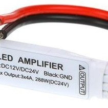 Led Amplifier Repeater Amplifierl RGB Color
