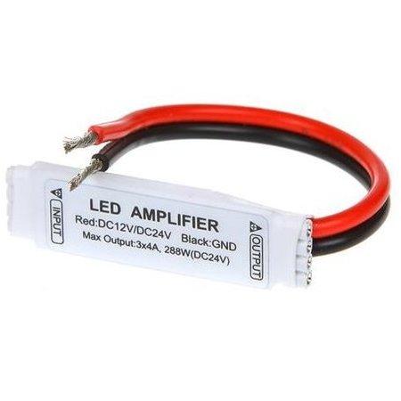 Geeek Led Versterker Repeater Amplifier RGB Kleur