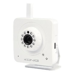 König Feste IP-Kamera