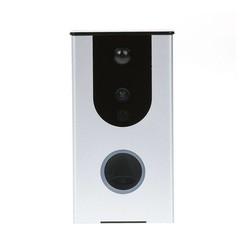 Geeek Smart Wifi Wireless Video Doorbell 720P incl. 3000mAh Battery WaterproofHD