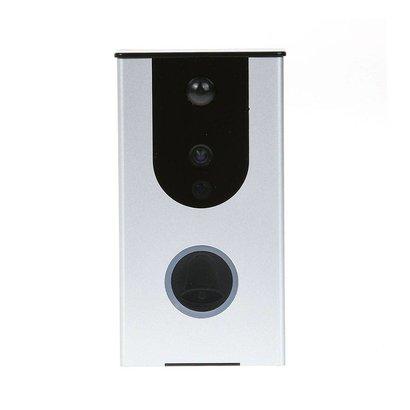 Geeek HD Smart Wifi Video Deurbel 720P incl. 3000mAh Accu Waterdicht