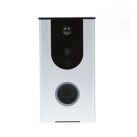 Geeek HD Smart Wifi Video Doorbell 720P incl. 3000mAh Battery Waterproof