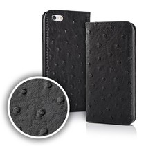Smart Dots Wallet Case for iPhone 6 / 6s Black