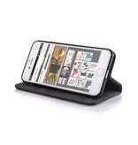 Geeek Smart Prestige Wallet Case for iPhone X / XS Black