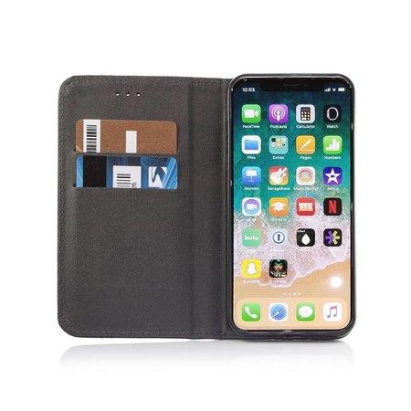 Geeek Smart Prestige Wallet Case für iPhone X / XS Schwarz