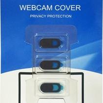 Webcam Cover Privacy Protector Ultradünne - 3 Stück - Webcam Slider