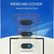 Webcam Cover Privacy Protector Ultradun -  3 stuks - Webcam Slider