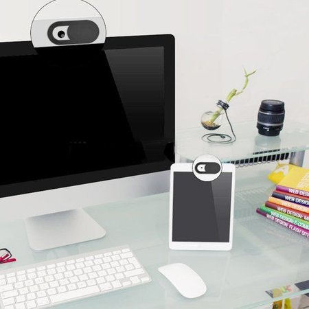 Geeek Webcam Cover Privacy Protector Ultrathin - 3 pieces - Webcam Slider