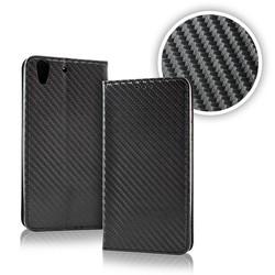 Geeek Smart Carbon Wallet Case für Samsung S9 Schwarz